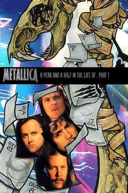 Metallica A Year and a Half in the Life of... Part 2