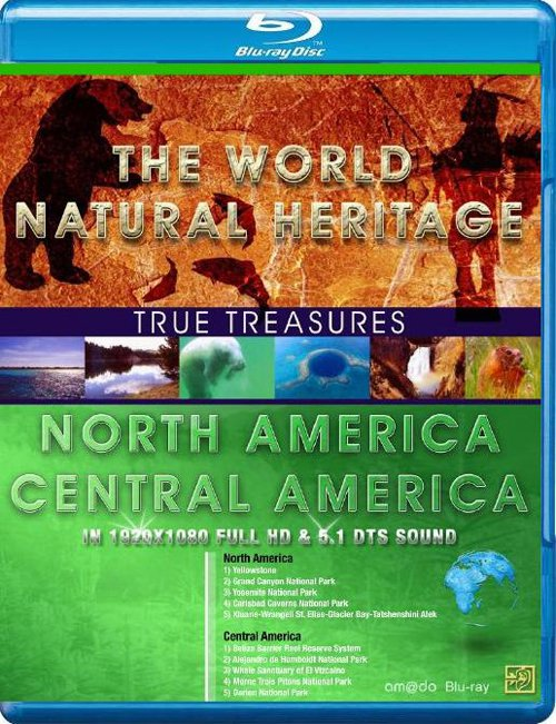 The World Natural Heritage North America