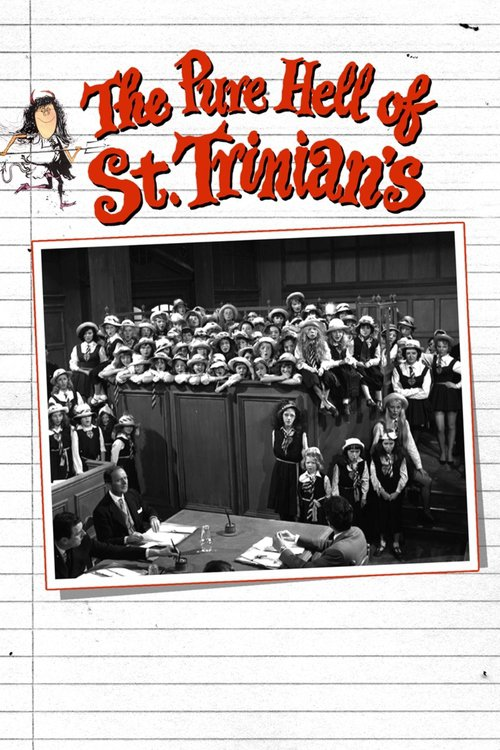 The Pure Hell of St. Trinian`s